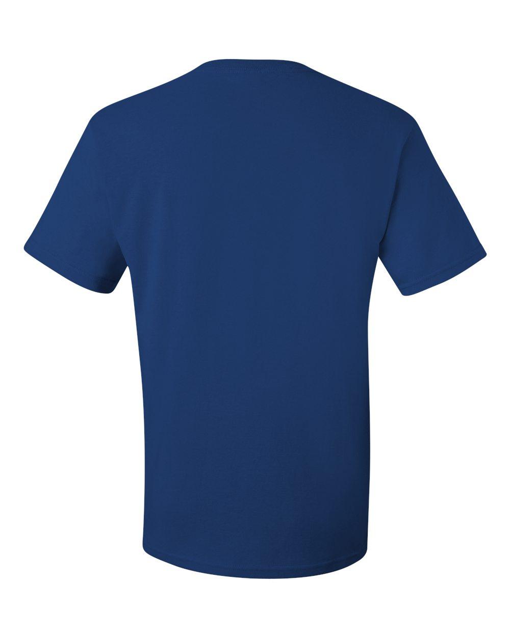 Jerzees-Men-039-s-5-6-oz-50-50-Heavyweight-Blend-T-Shirt-29M-S-4XL thumbnail 19