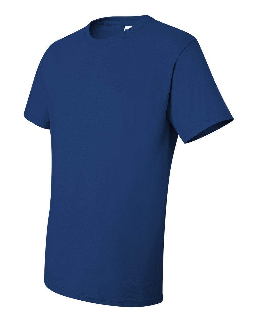 Jerzees-Men-039-s-5-6-oz-50-50-Heavyweight-Blend-T-Shirt-29M-S-4XL thumbnail 18