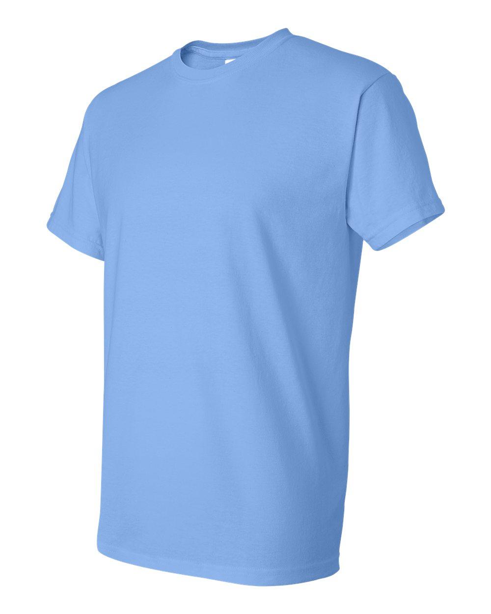 Gildan-Mens-DryBlend-5-6-oz-50-50-T-Shirt-G800-Size-S-5XL thumbnail 14