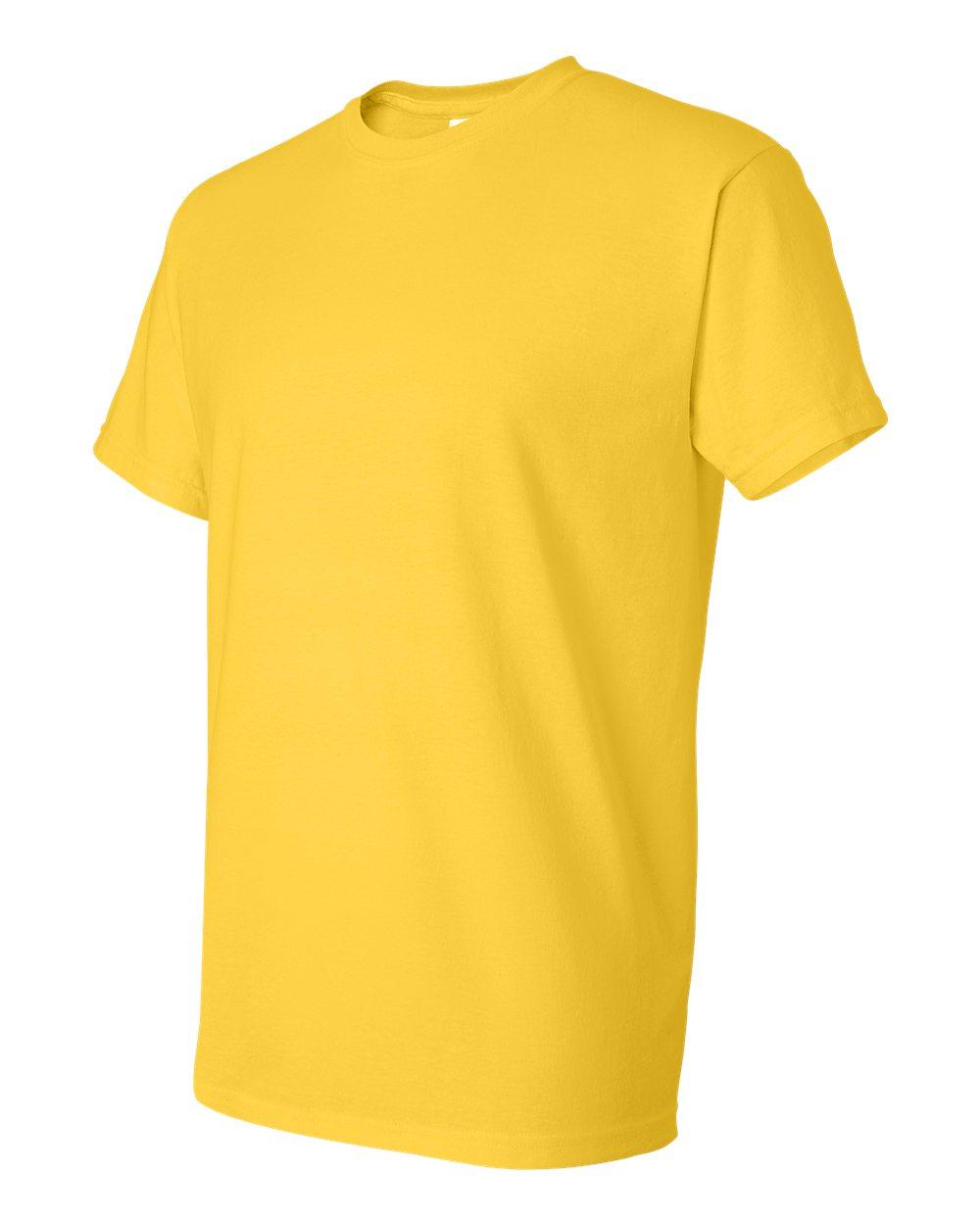 Gildan-Mens-DryBlend-5-6-oz-50-50-T-Shirt-G800-Size-S-5XL thumbnail 17