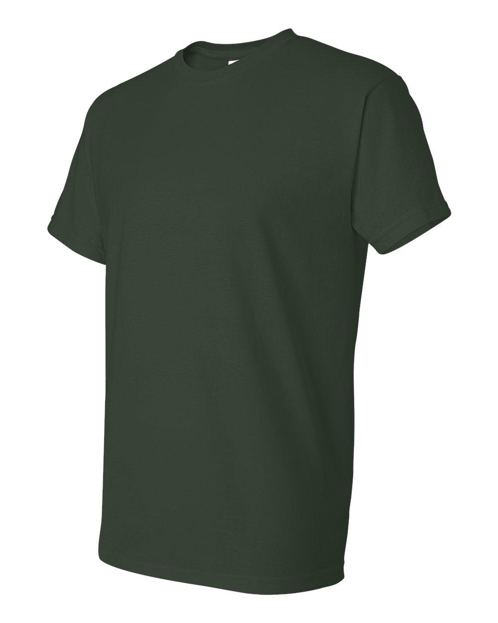 Gildan-Mens-DryBlend-5-6-oz-50-50-T-Shirt-G800-Size-S-5XL thumbnail 26