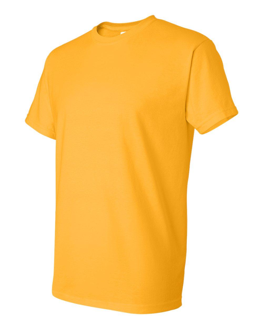 Gildan-Mens-DryBlend-5-6-oz-50-50-T-Shirt-G800-Size-S-5XL thumbnail 29