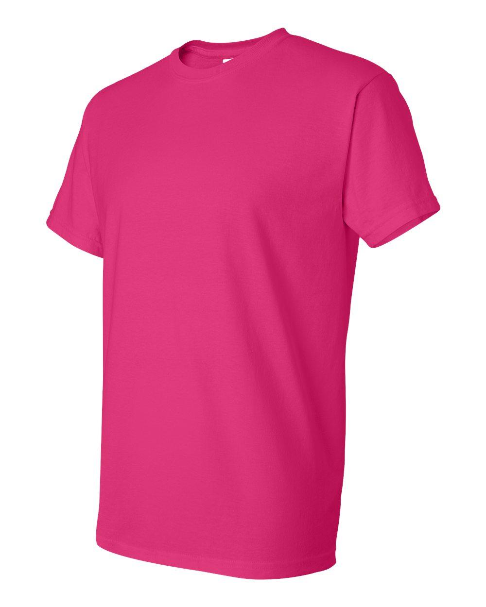 Gildan-Mens-DryBlend-5-6-oz-50-50-T-Shirt-G800-Size-S-5XL thumbnail 35