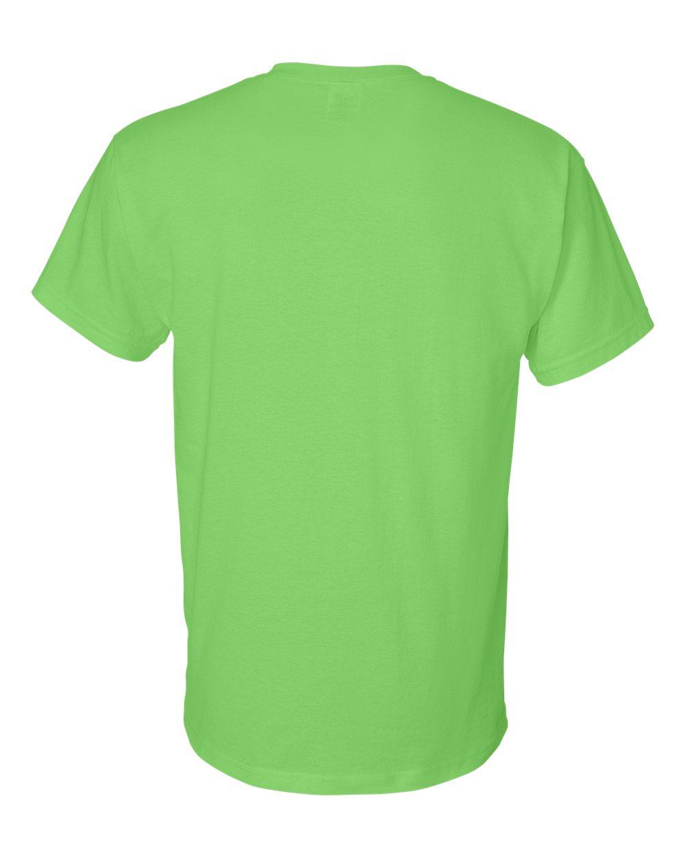 Gildan-Mens-DryBlend-5-6-oz-50-50-T-Shirt-G800-Size-S-5XL thumbnail 54