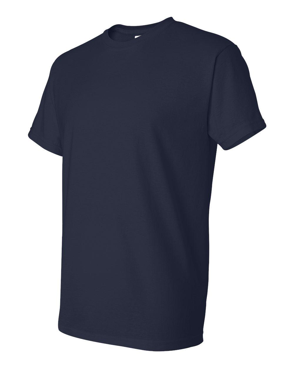 Gildan-Mens-DryBlend-5-6-oz-50-50-T-Shirt-G800-Size-S-5XL thumbnail 59