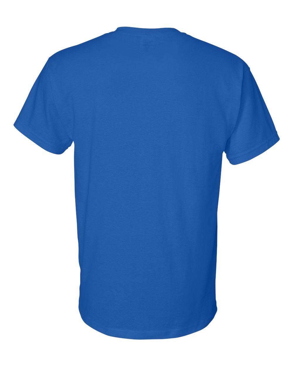 Gildan-Mens-DryBlend-5-6-oz-50-50-T-Shirt-G800-Size-S-5XL thumbnail 75