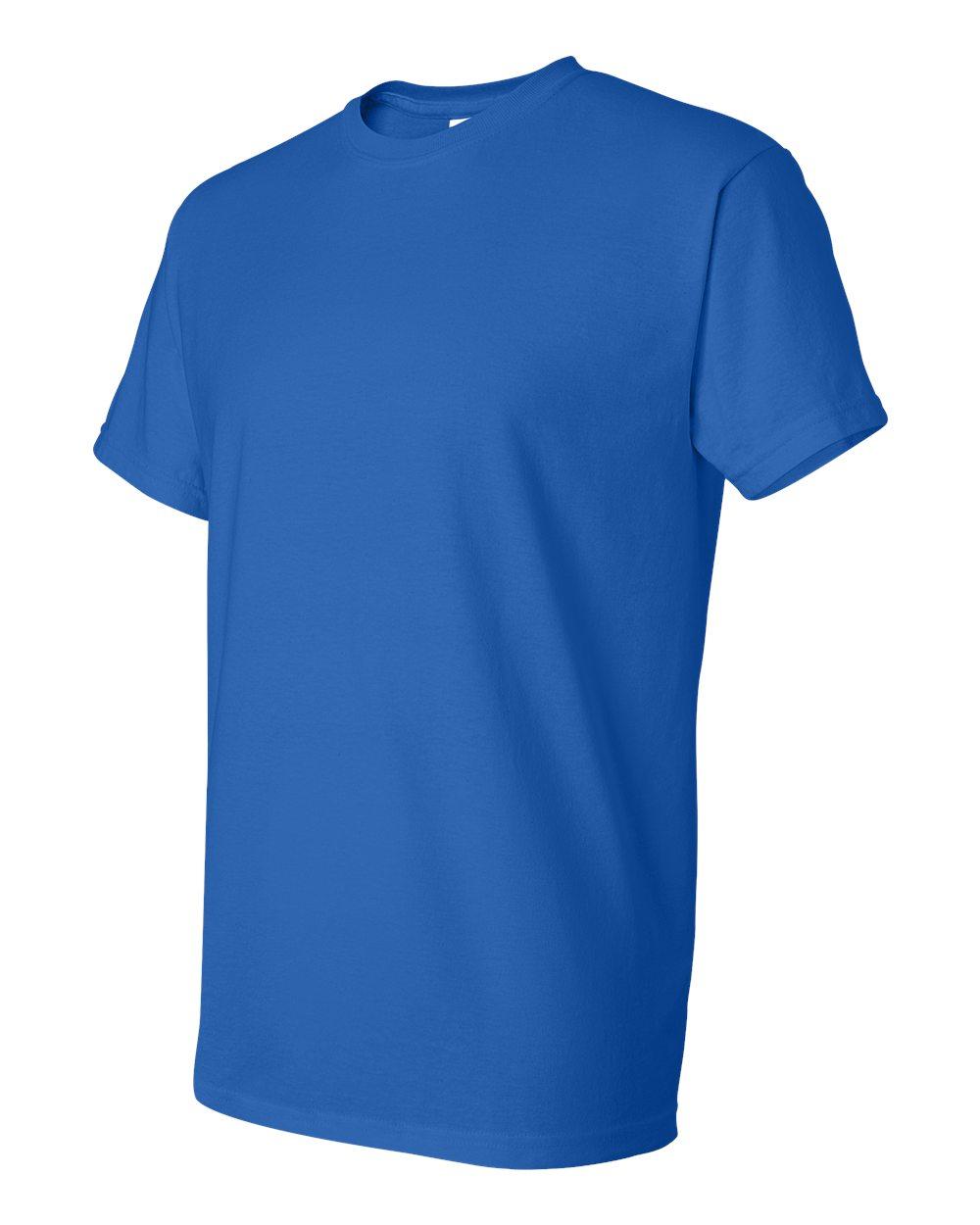 Gildan-Mens-DryBlend-5-6-oz-50-50-T-Shirt-G800-Size-S-5XL thumbnail 74