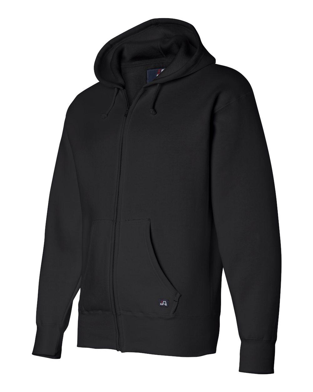 America Premium Women's S zip Full J 2xl Fleece Ja8821 Hood UqdPwdE