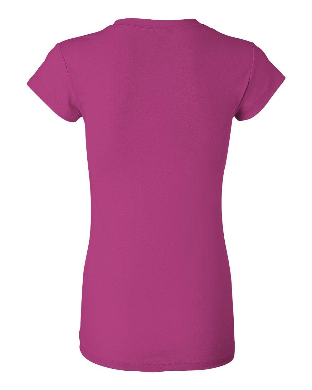 Bella-Canvas-Women-039-s-Sheer-Mini-Rib-Short-Sleeve-T-Shirt-8701-S-2XL thumbnail 16