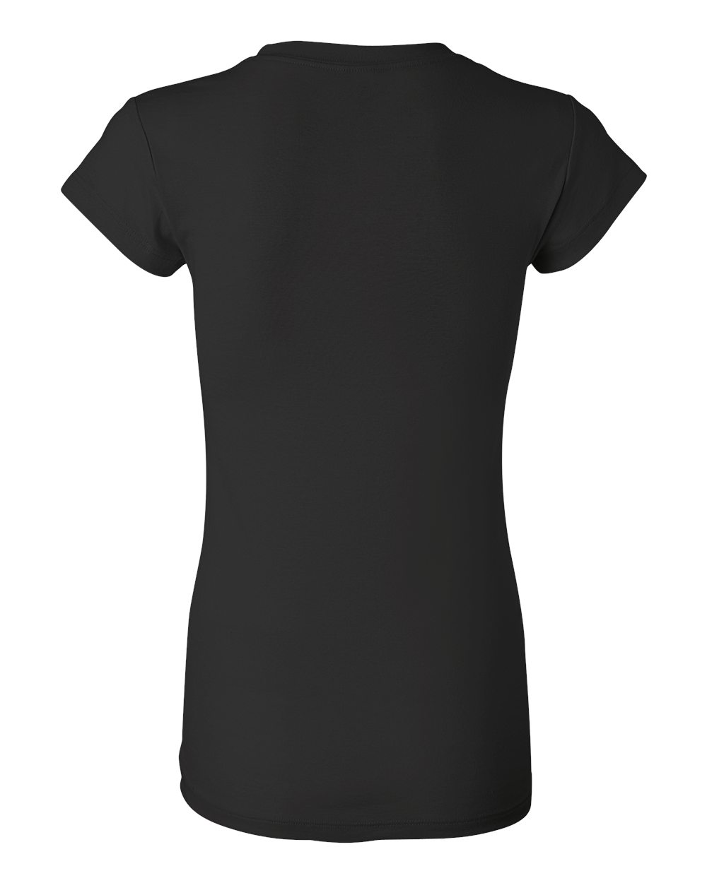Bella-Canvas-Women-039-s-Sheer-Mini-Rib-Short-Sleeve-T-Shirt-8701-S-2XL thumbnail 4