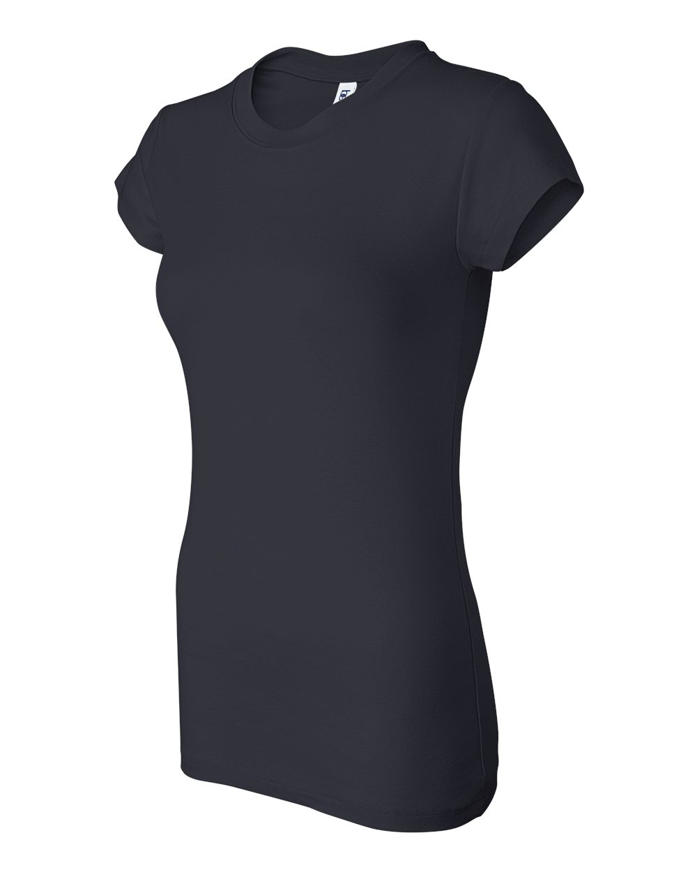 Bella-Canvas-Women-039-s-Sheer-Mini-Rib-Short-Sleeve-T-Shirt-8701-S-2XL thumbnail 21