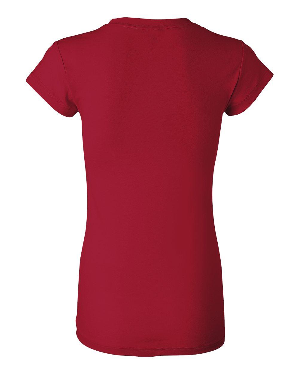 Bella-Canvas-Women-039-s-Sheer-Mini-Rib-Short-Sleeve-T-Shirt-8701-S-2XL thumbnail 10
