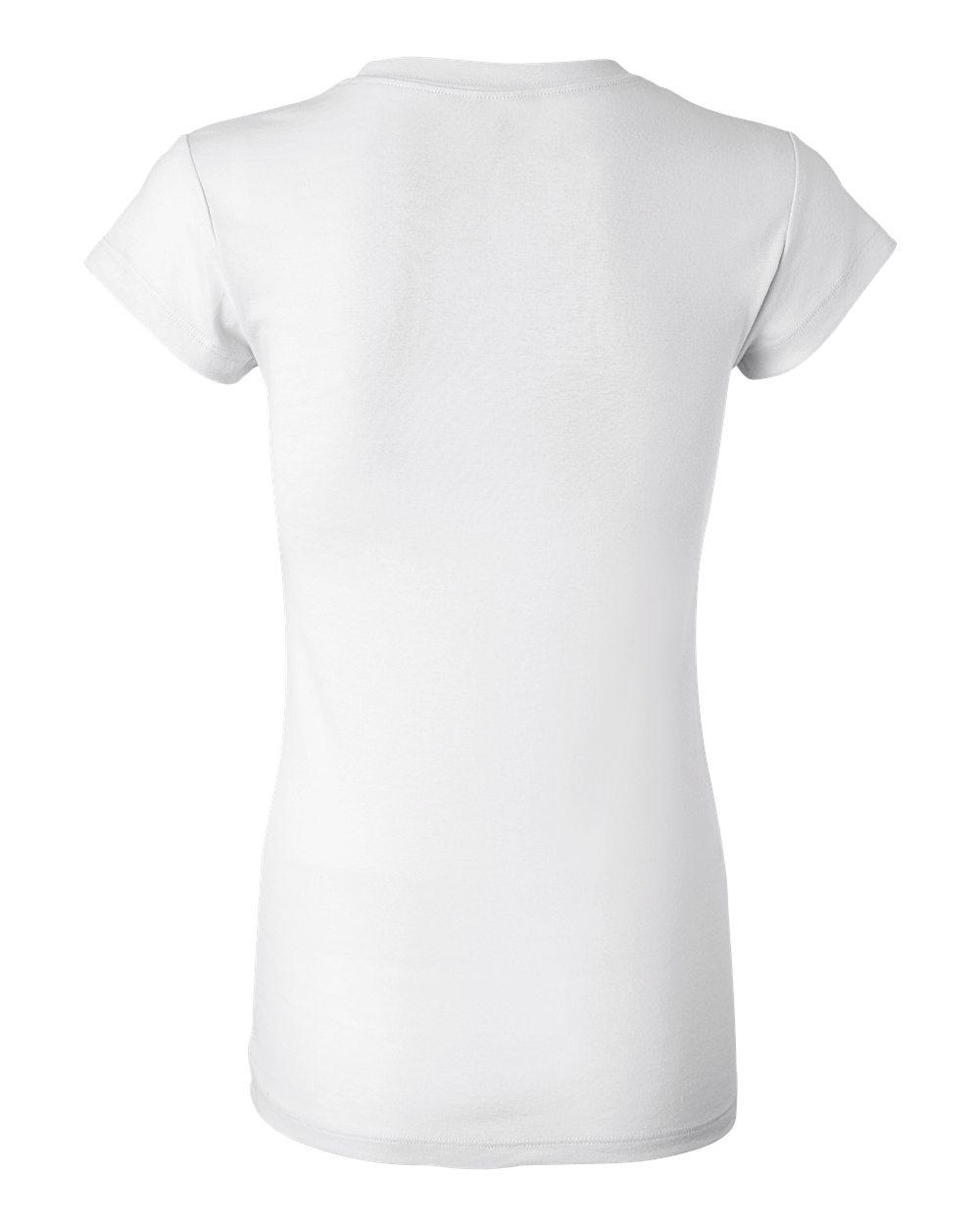 Bella-Canvas-Women-039-s-Sheer-Mini-Rib-Short-Sleeve-T-Shirt-8701-S-2XL thumbnail 13