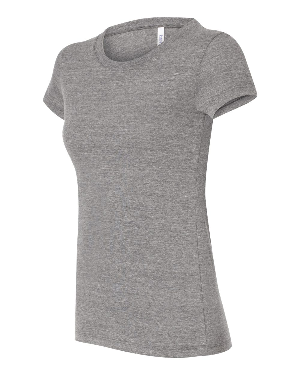 Bella-Canvas-Women-039-s-Triblend-Short-Sleeve-T-Shirt-B8413-S-2XL thumbnail 45