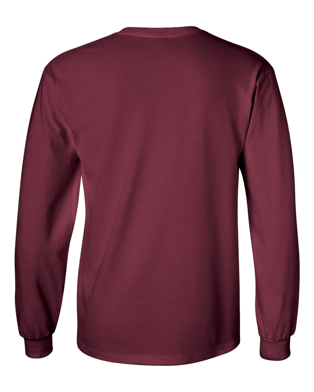 Gildan-Men-039-s-Ultra-Cotton-6-oz-Long-Sleeve-T-Shirt-G240-S-5XL thumbnail 56
