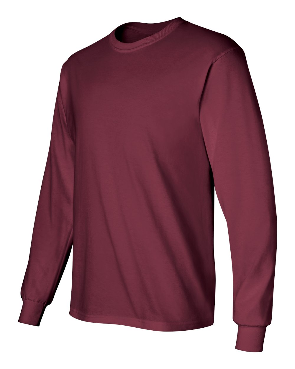 Gildan-Men-039-s-Ultra-Cotton-6-oz-Long-Sleeve-T-Shirt-G240-S-5XL thumbnail 55