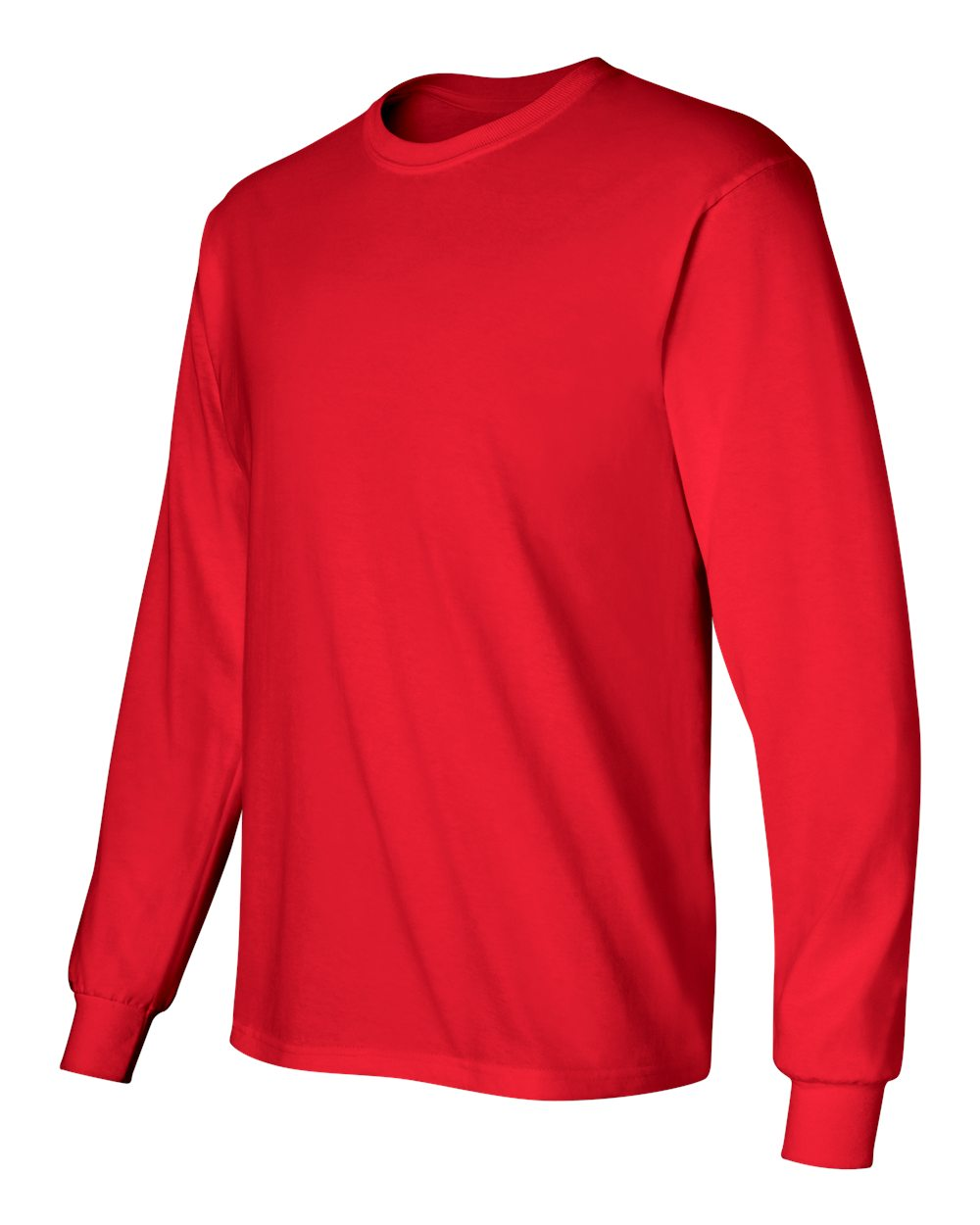 Gildan-Men-039-s-Ultra-Cotton-6-oz-Long-Sleeve-T-Shirt-G240-S-5XL thumbnail 79