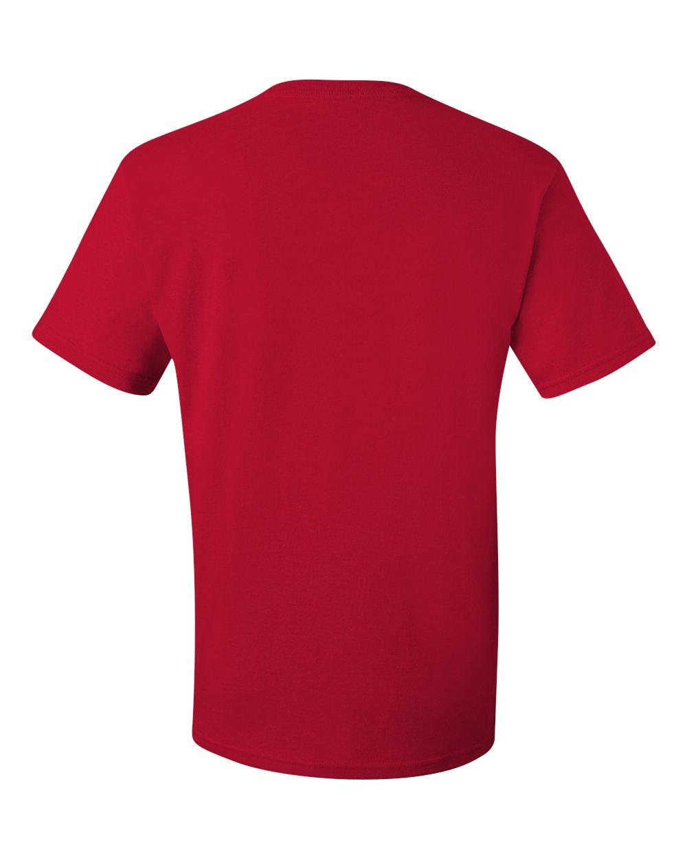 Jerzees-Men-039-s-5-6-oz-50-50-Heavyweight-Blend-T-Shirt-29M-S-4XL thumbnail 37