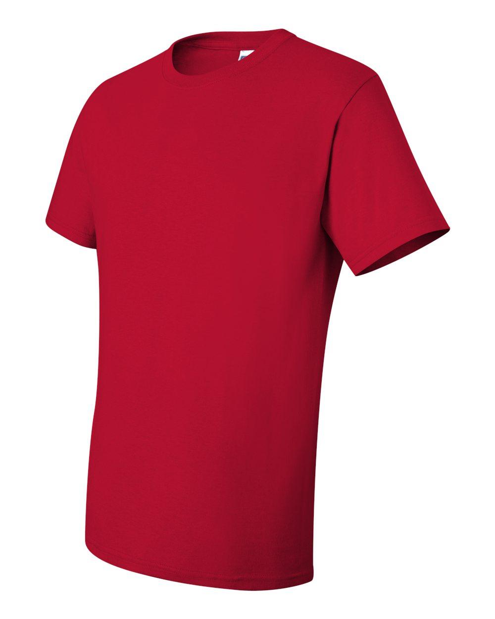 Jerzees-Men-039-s-5-6-oz-50-50-Heavyweight-Blend-T-Shirt-29M-S-4XL thumbnail 36