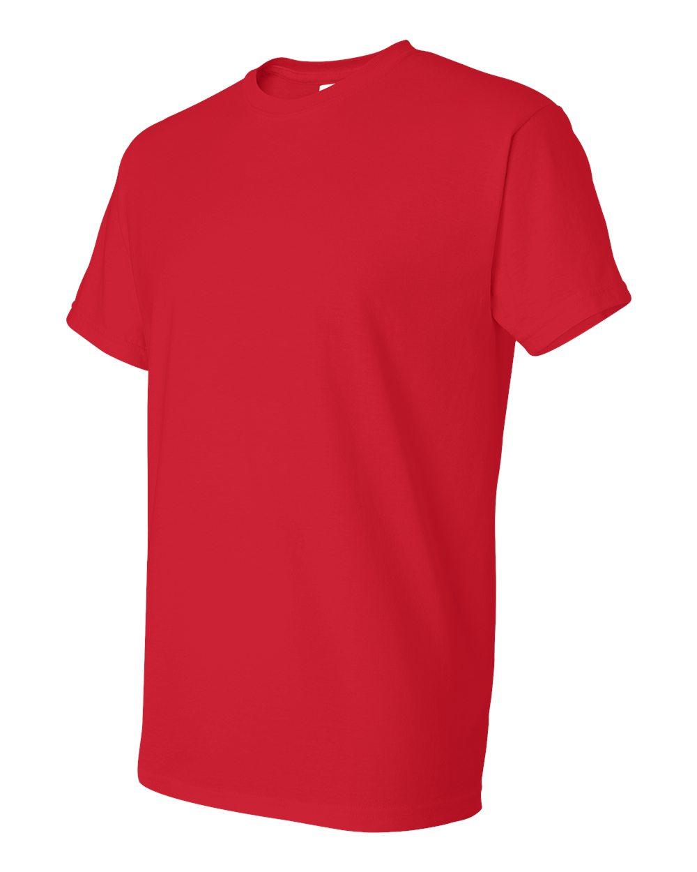 Gildan-Mens-DryBlend-5-6-oz-50-50-T-Shirt-G800-Size-S-5XL thumbnail 71