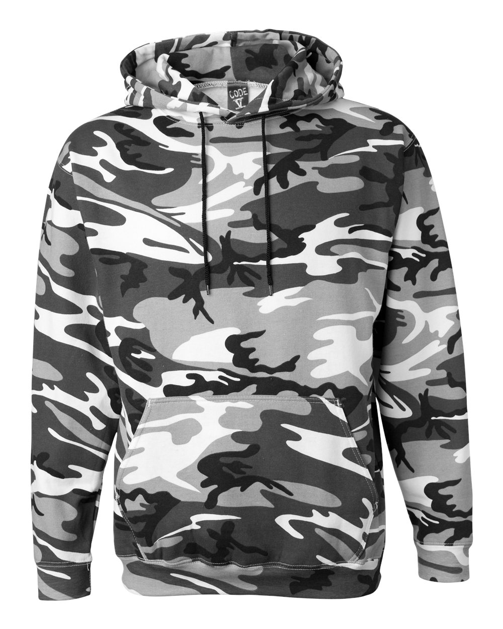 Code V Mens Camouflage Pullover Hooded Sweatshirt Hoodie 3969 up ...