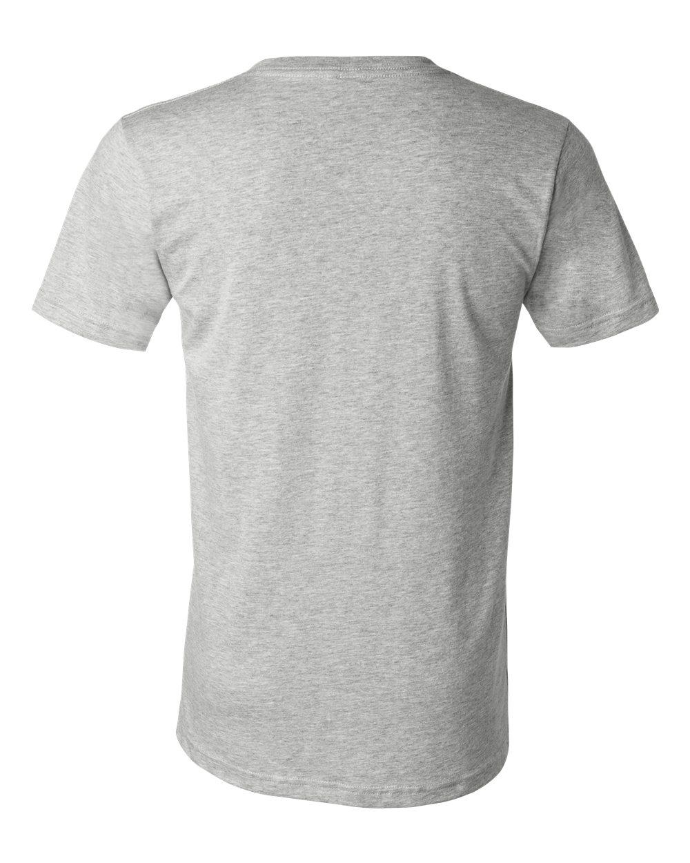 Bella-Canvas-Men-039-s-Jersey-Short-Sleeve-V-Neck-T-Shirt-3005-XS-3XL thumbnail 62