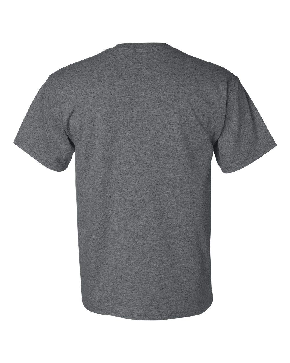 Gildan-Mens-DryBlend-5-6-oz-50-50-T-Shirt-G800-Size-S-5XL thumbnail 21