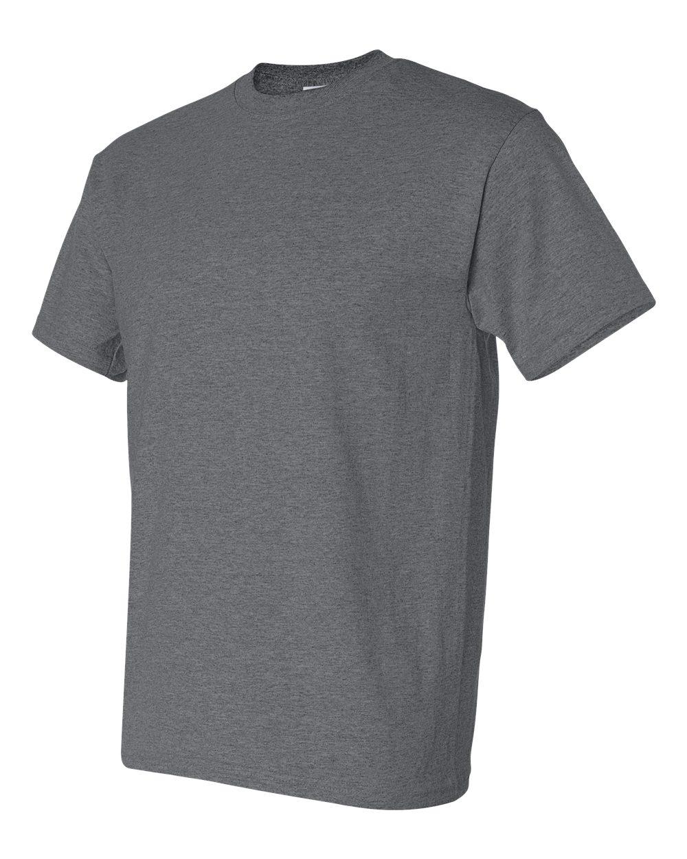 Gildan-Mens-DryBlend-5-6-oz-50-50-T-Shirt-G800-Size-S-5XL thumbnail 20