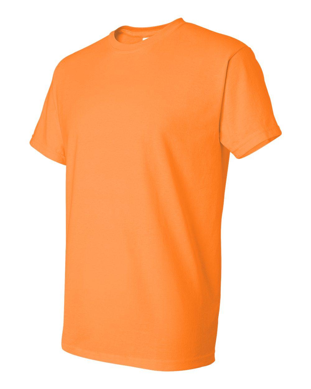 Gildan-Mens-DryBlend-5-6-oz-50-50-T-Shirt-G800-Size-S-5XL thumbnail 86