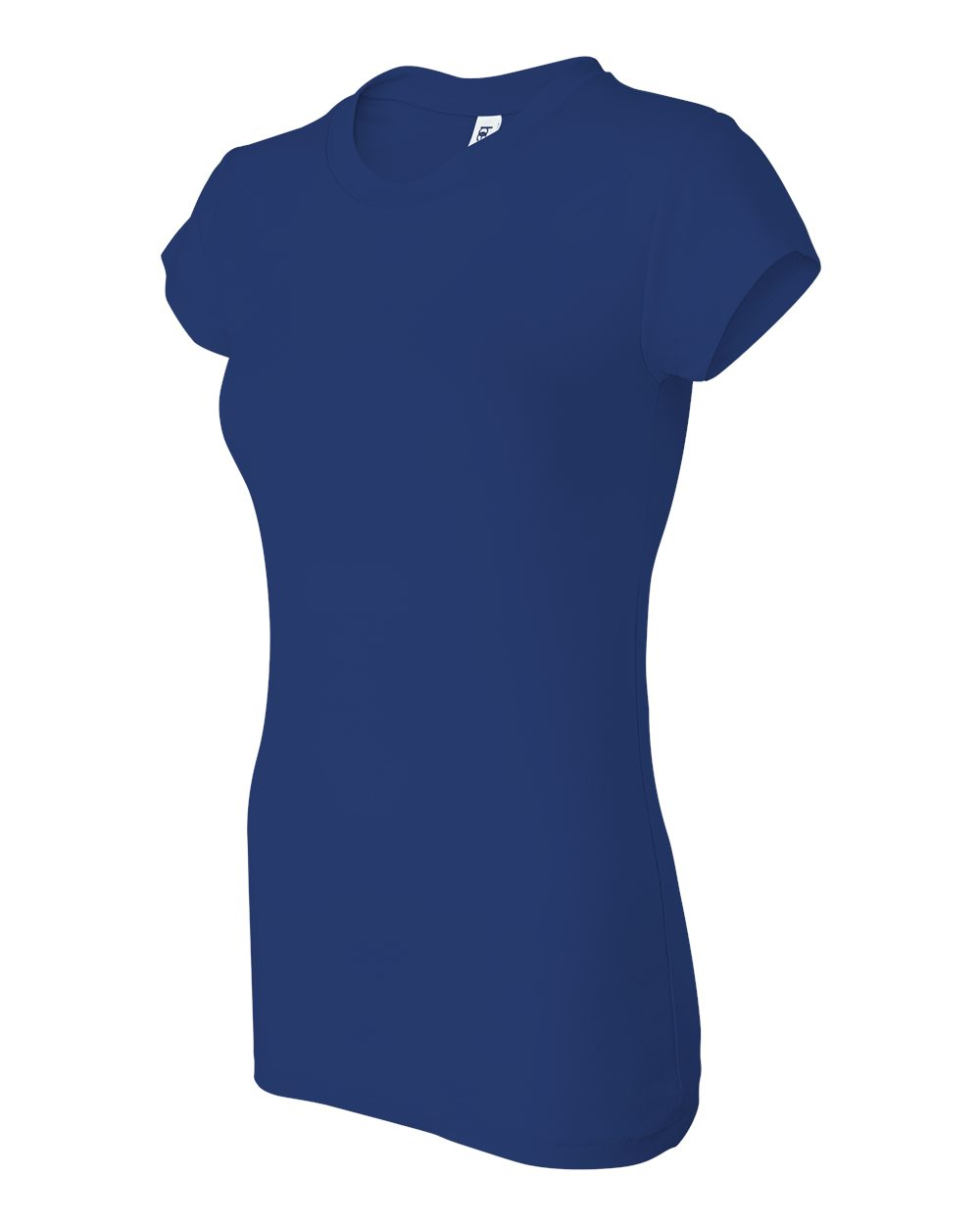 Bella-Canvas-Women-039-s-Sheer-Mini-Rib-Short-Sleeve-T-Shirt-8701-S-2XL thumbnail 33