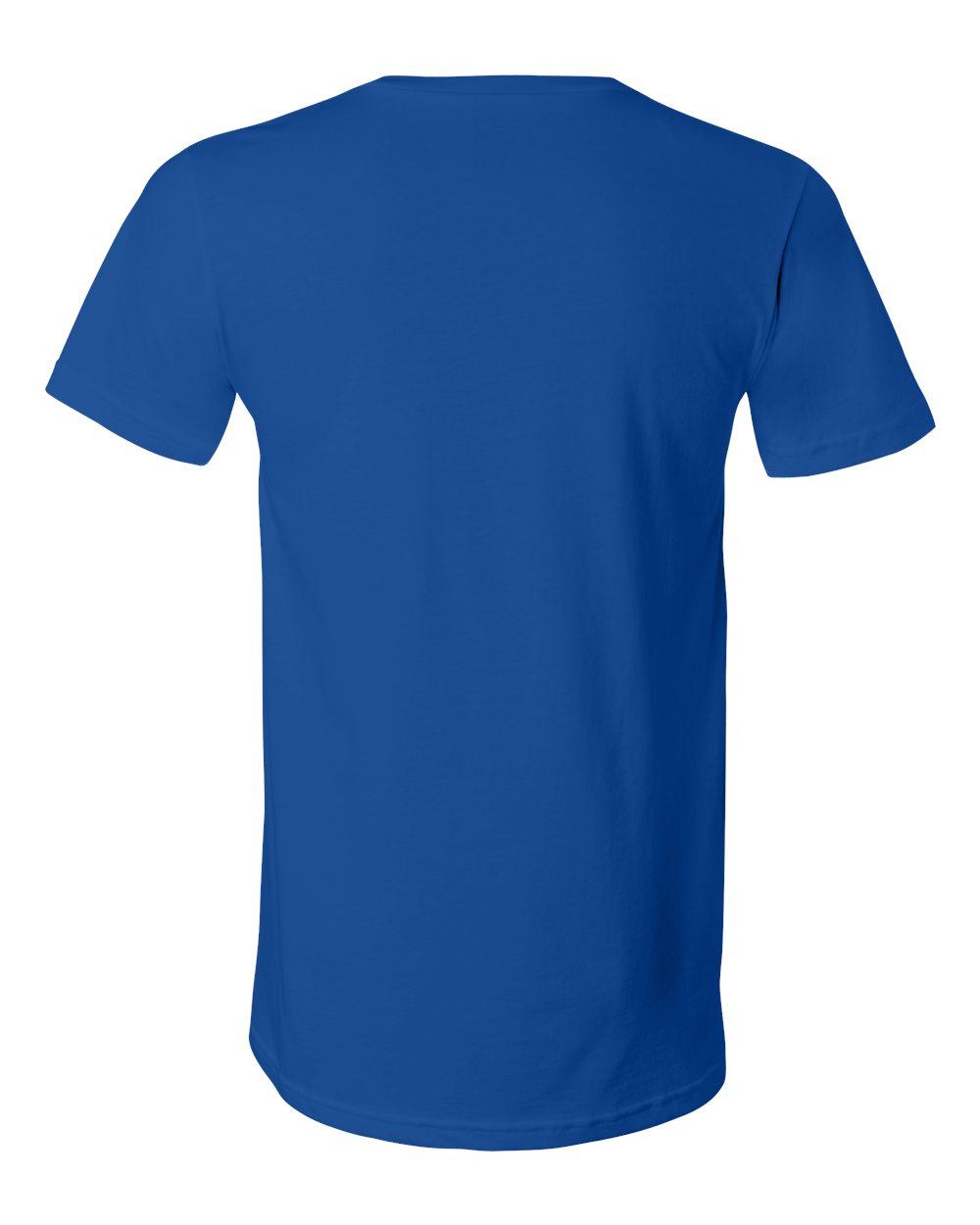 Bella-Canvas-Men-039-s-Jersey-Short-Sleeve-V-Neck-T-Shirt-3005-XS-3XL thumbnail 101