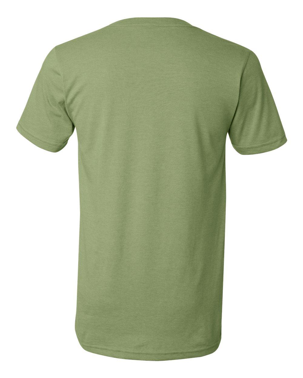 Bella-Canvas-Men-039-s-Jersey-Short-Sleeve-V-Neck-T-Shirt-3005-XS-3XL thumbnail 71