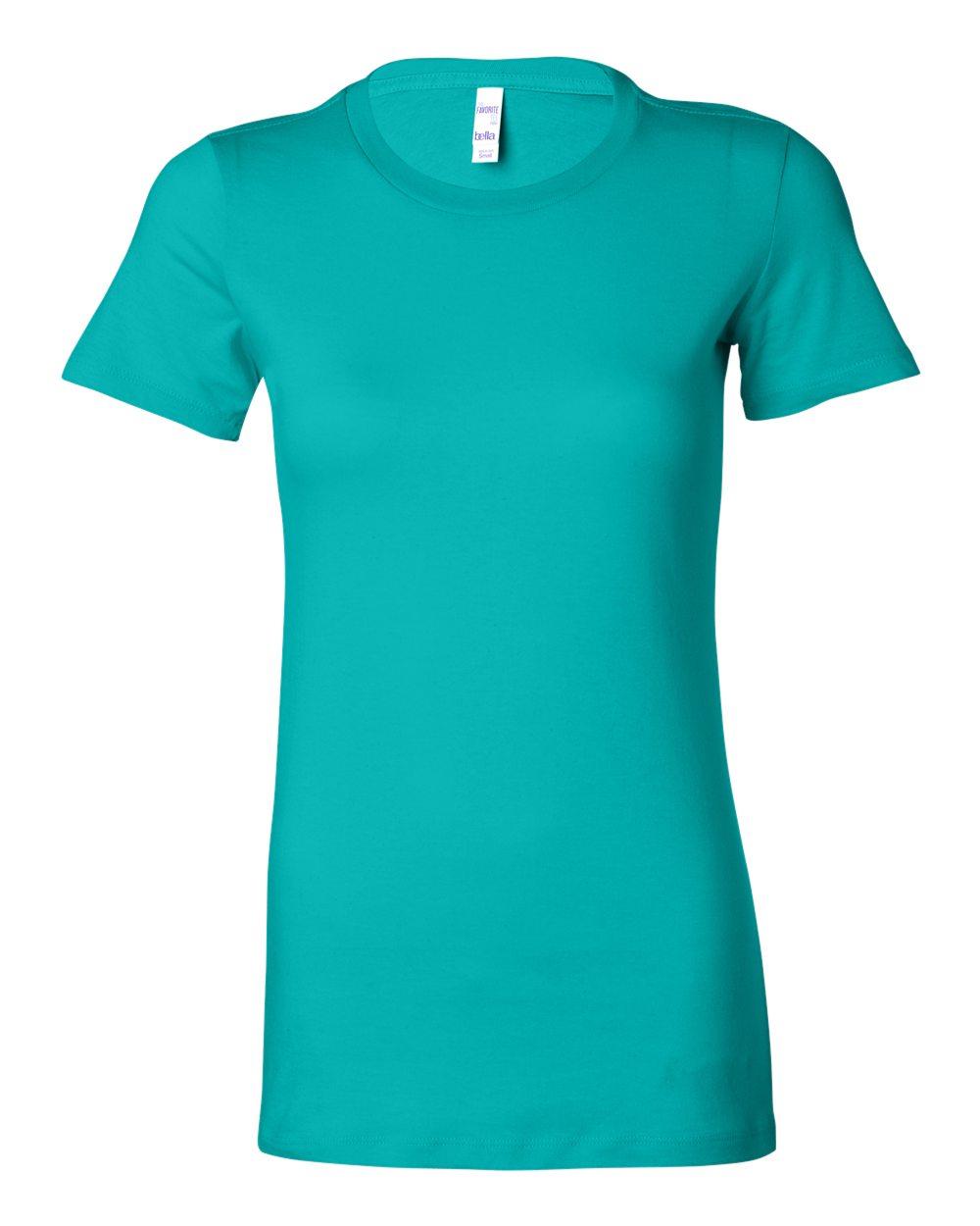 Bella-Canvas-Women-039-s-Favorite-T-Shirt-6004-S-2XL thumbnail 11