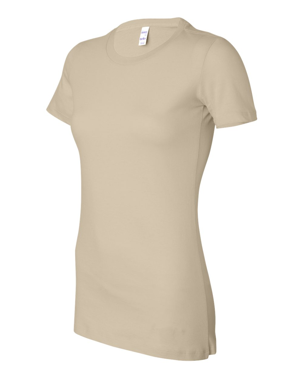 Bella-Canvas-Womens-The-Favorite-T-Shirt-6004-Size-S-2XL thumbnail 144
