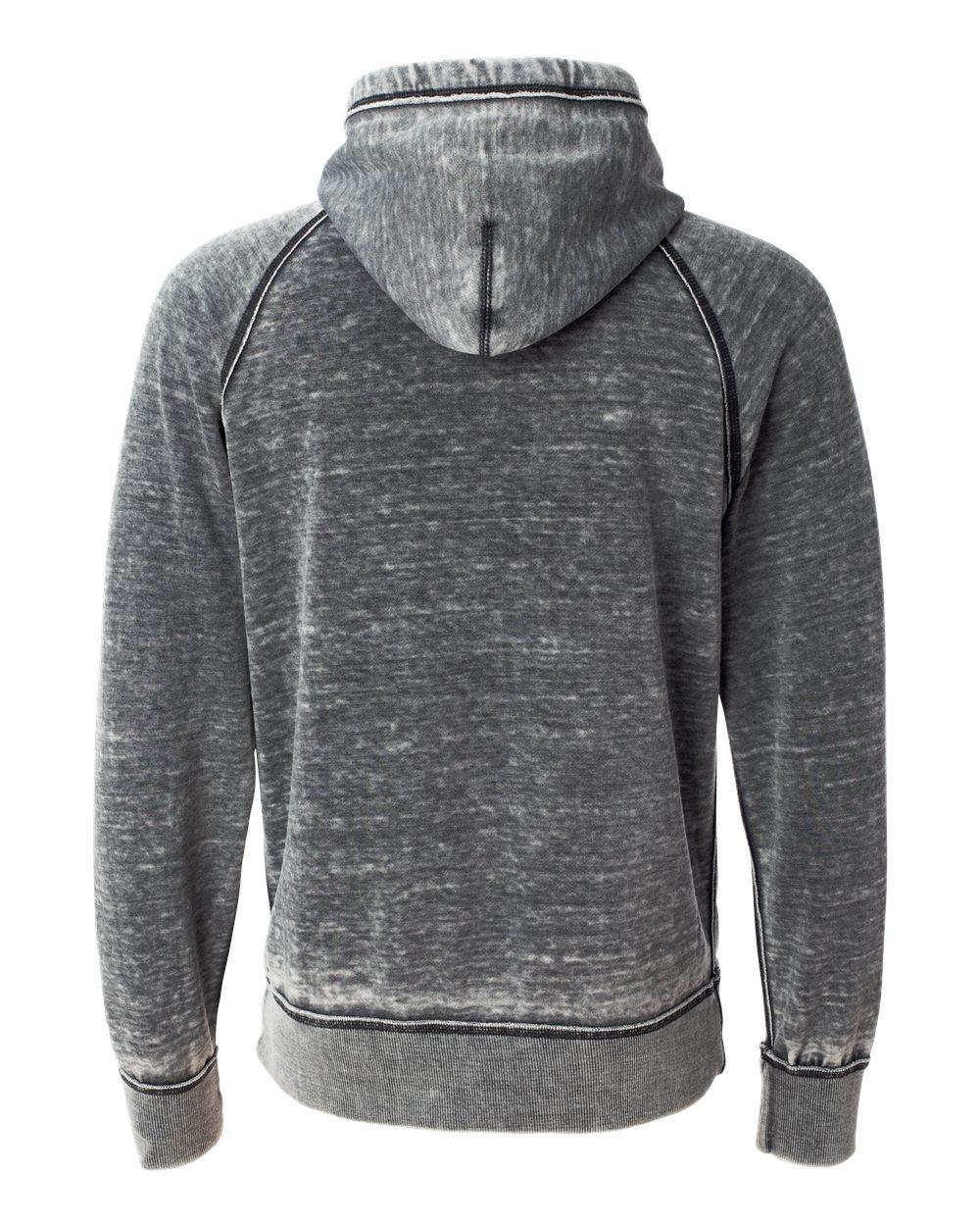 America Vintage Zen Fleece Pullover Hood JA8915 J