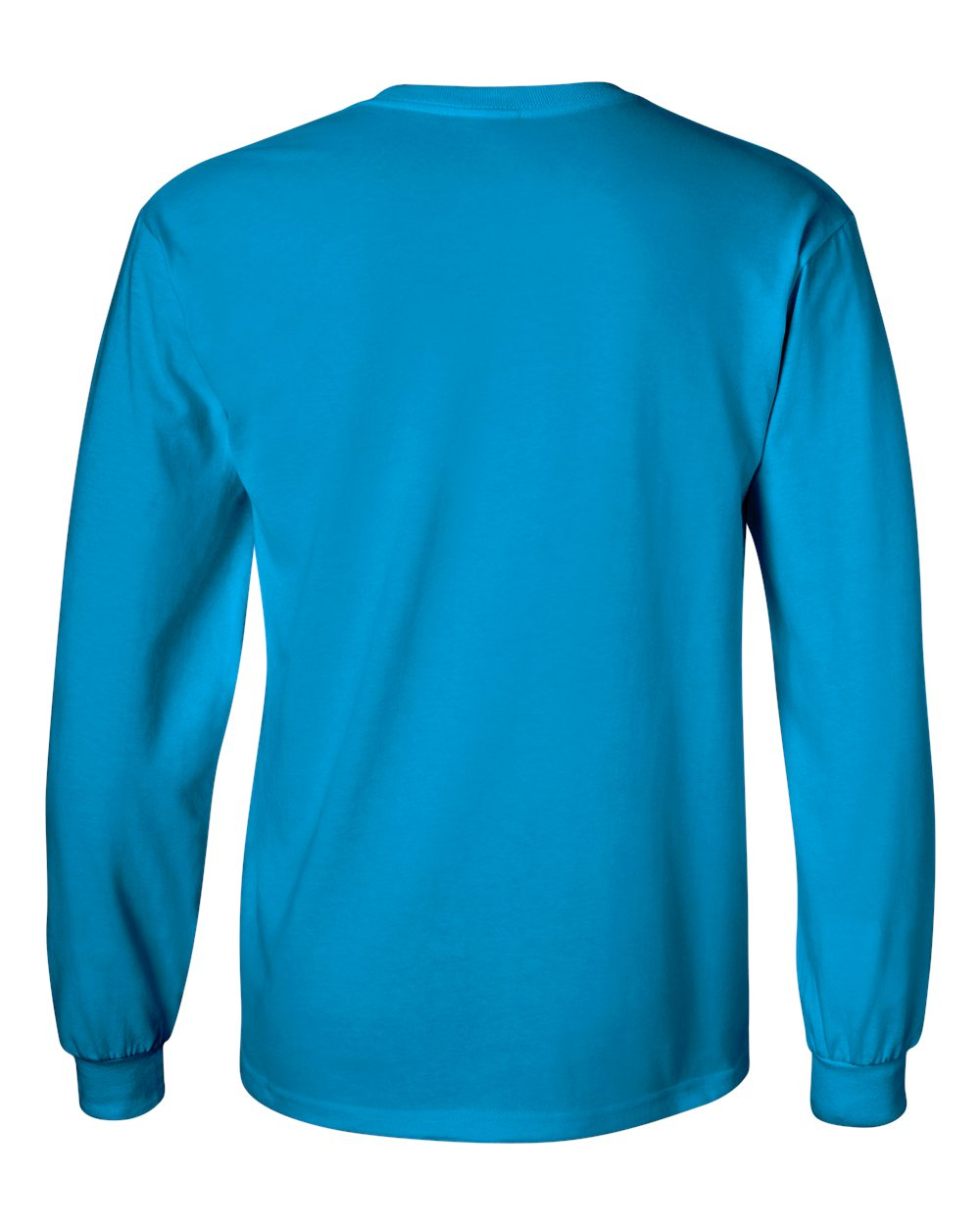 Gildan-Men-039-s-Ultra-Cotton-6-oz-Long-Sleeve-T-Shirt-G240-S-5XL thumbnail 100