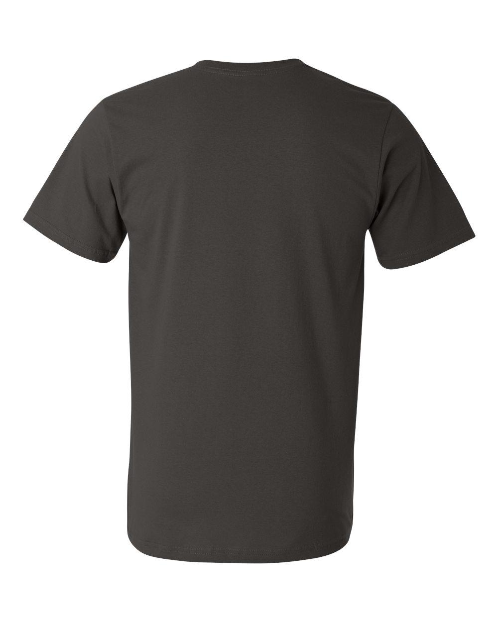 Anvil-Men-039-s-Lightweight-V-Neck-T-Shirt-982-S-3XL thumbnail 25
