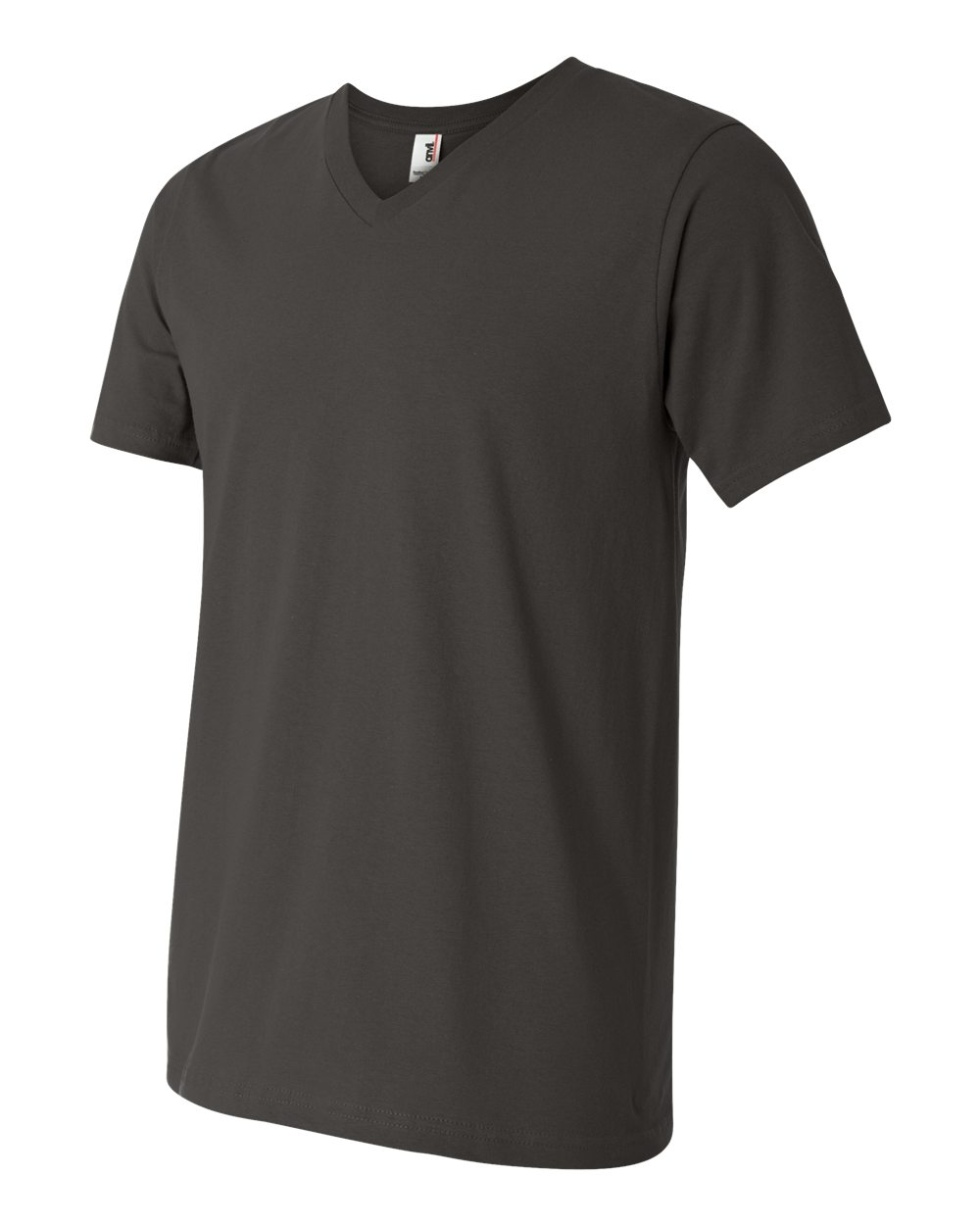 Anvil-Men-039-s-Lightweight-V-Neck-T-Shirt-982-S-3XL thumbnail 24