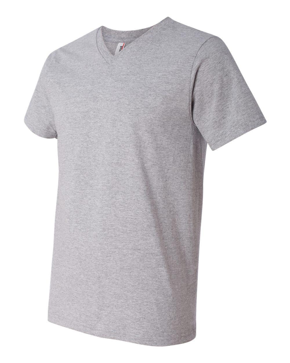 Anvil-Men-039-s-Lightweight-V-Neck-T-Shirt-982-S-3XL thumbnail 15