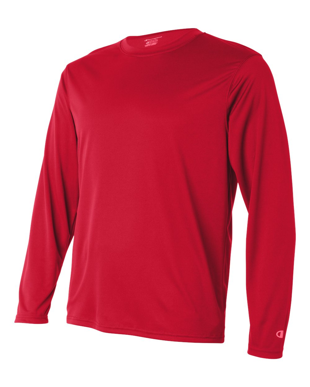 Champion-Men-039-s-Double-Dry-4-1-oz-Long-Sleeve-Interlock-T-Shirt-CW26-XS-3XL thumbnail 26