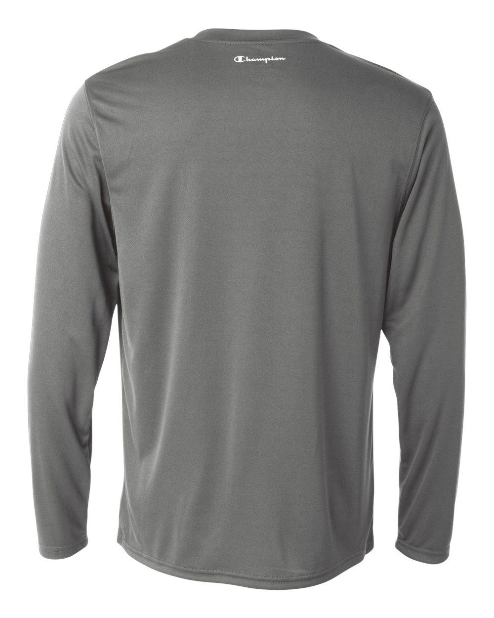 Champion-Men-039-s-Double-Dry-4-1-oz-Long-Sleeve-Interlock-T-Shirt-CW26-XS-3XL thumbnail 30