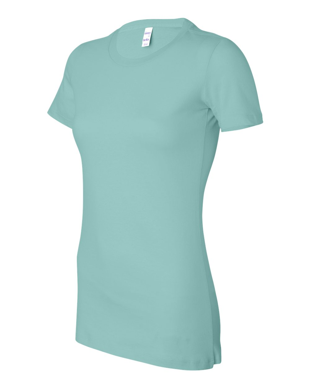 Bella-Canvas-Womens-The-Favorite-T-Shirt-6004-Size-S-2XL thumbnail 137