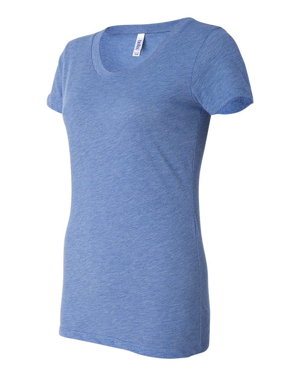Bella-Canvas-Women-039-s-Triblend-Short-Sleeve-T-Shirt-B8413-S-2XL thumbnail 18