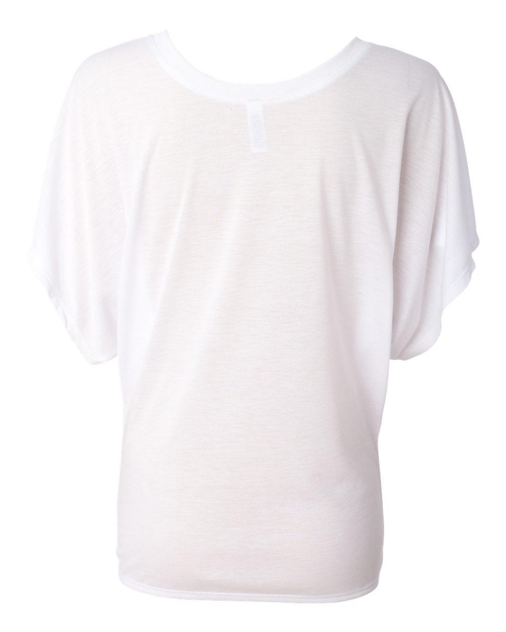 Bella-Canvas-Women-039-s-Flowy-Draped-Sleeve-Dolman-T-Shirt-8821-S-2XL thumbnail 31