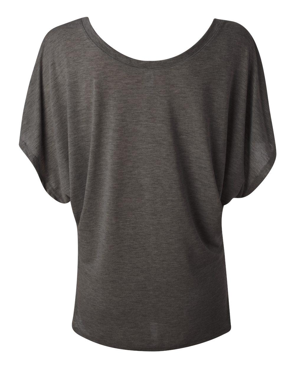 Bella-Canvas-Women-039-s-Flowy-Draped-Sleeve-Dolman-T-Shirt-8821-S-2XL thumbnail 22