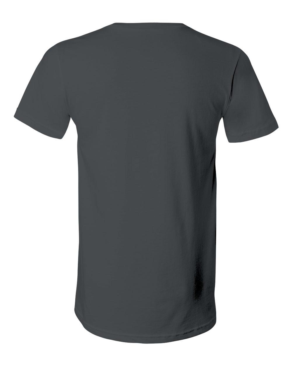 Bella-Canvas-Men-039-s-Jersey-Short-Sleeve-V-Neck-T-Shirt-3005-XS-3XL thumbnail 25
