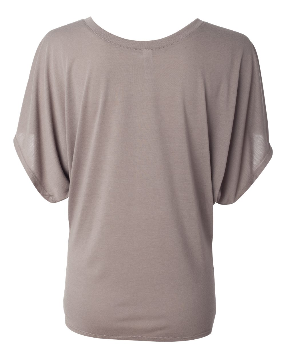 Bella-Canvas-Women-039-s-Flowy-Draped-Sleeve-Dolman-T-Shirt-8821-S-2XL thumbnail 7