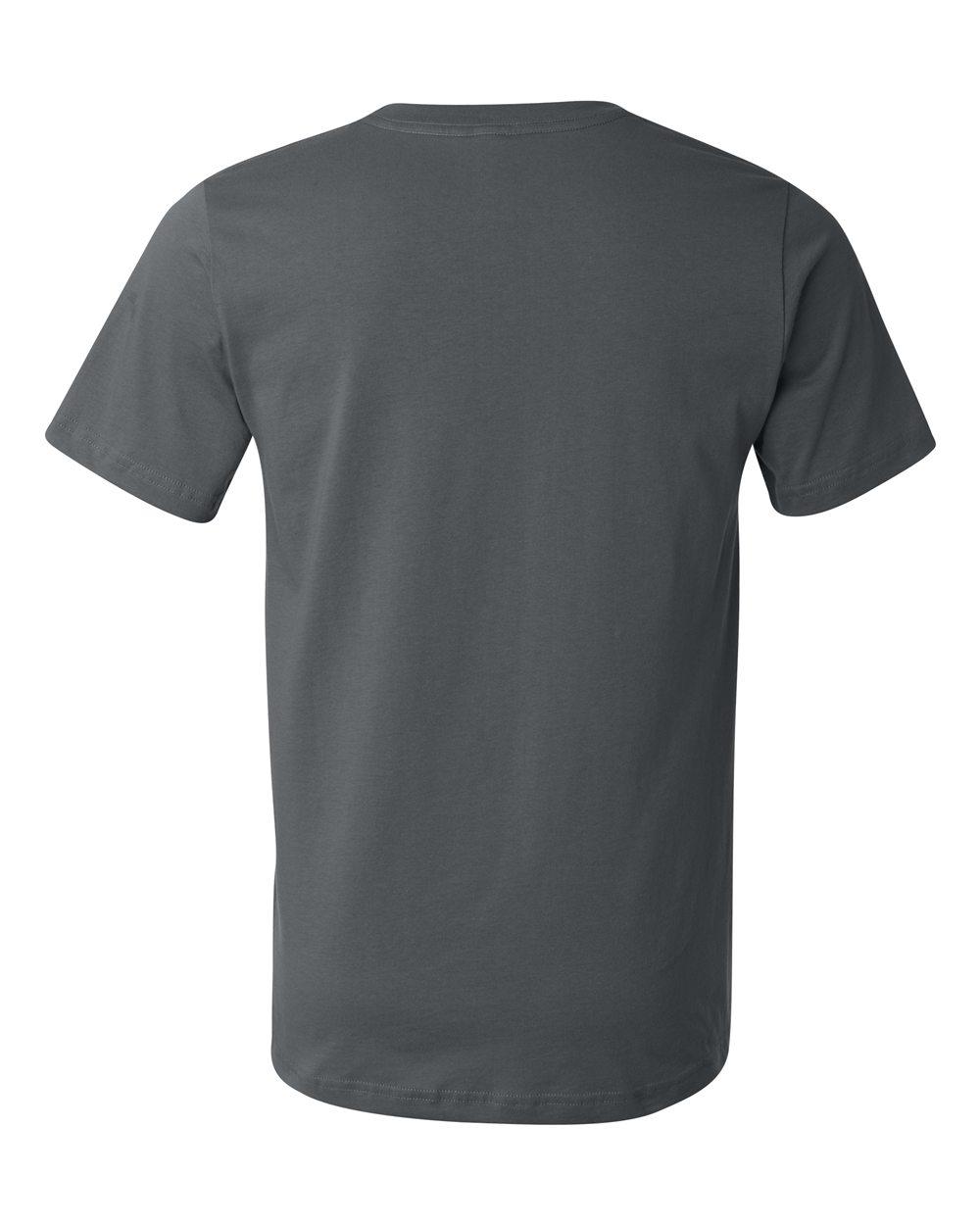 Bella-Canvas-Unisex-Made-in-USA-Jersey-Short-Sleeve-T-Shirt-3001U-XS-3XL thumbnail 4