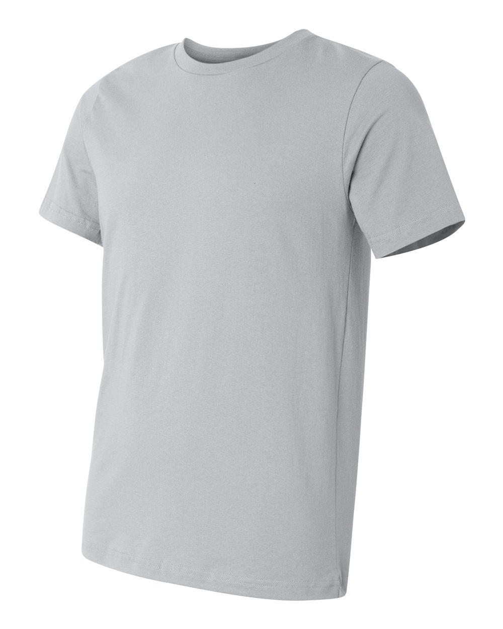 Bella-Canvas-Unisex-Made-in-USA-Jersey-Short-Sleeve-T-Shirt-3001U-XS-3XL thumbnail 33