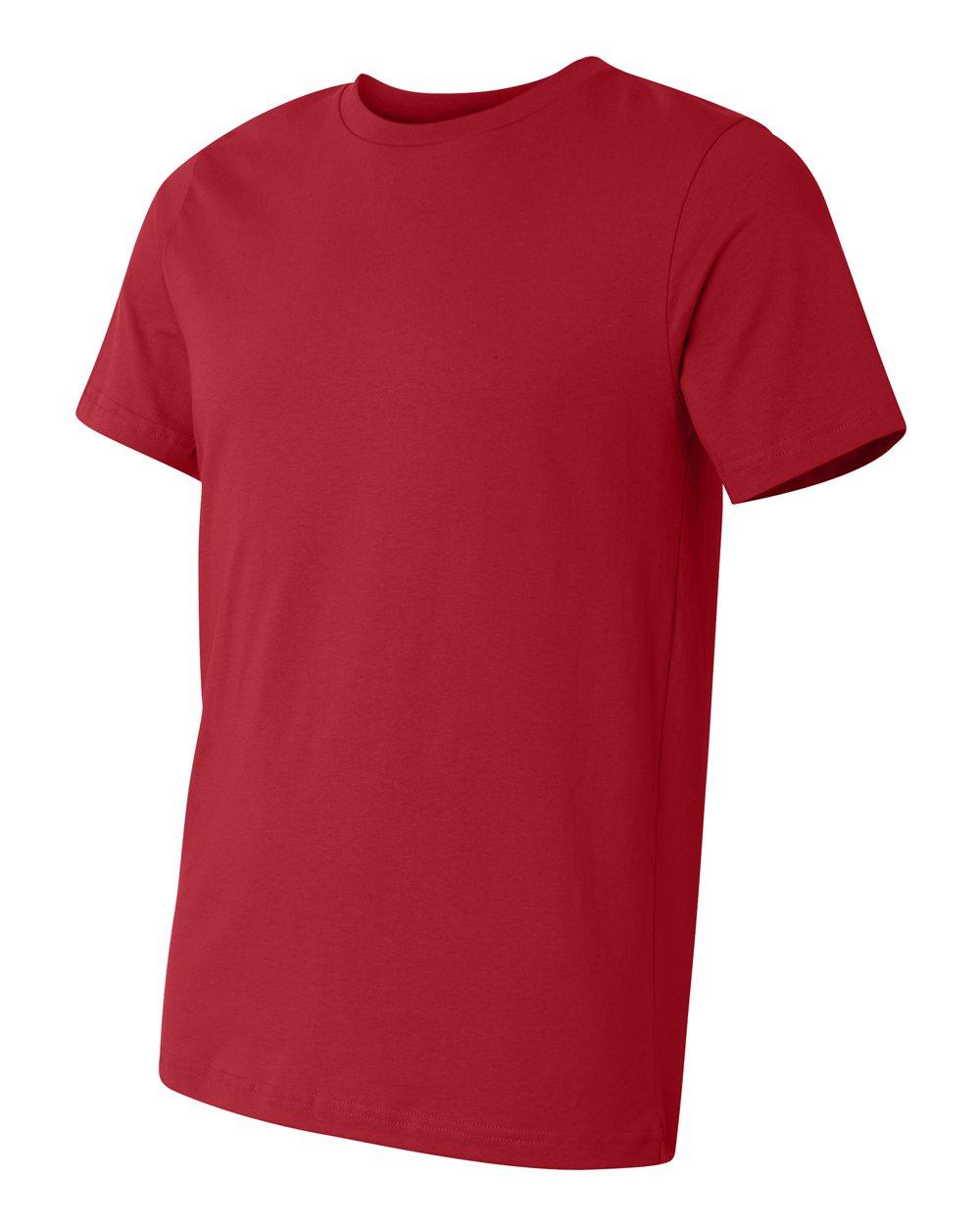 Bella-Canvas-Unisex-Made-in-USA-Jersey-Short-Sleeve-T-Shirt-3001U-XS-3XL thumbnail 21